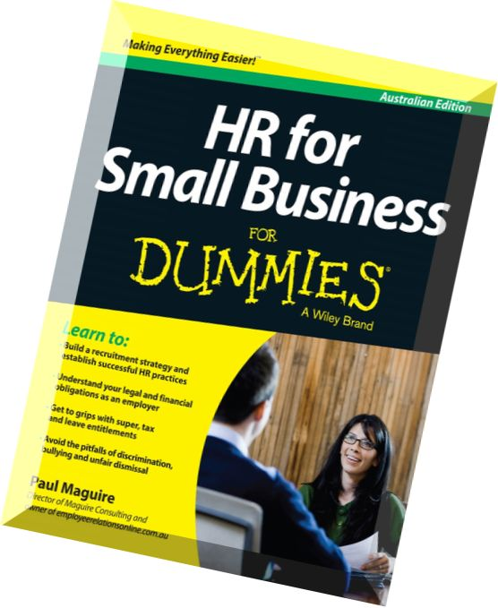 Human Resources Kit For Dummies PDF
