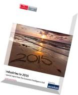 The Economist (Intelligence Unit) - Industries in 2015 (2014)