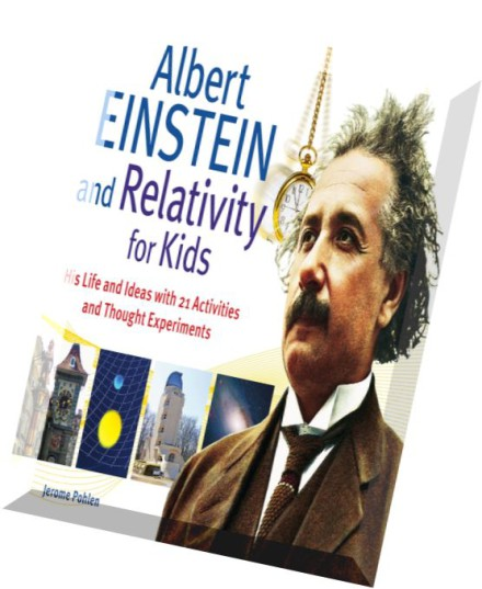 Home Design Ideas Hindi: Download Albert Einstein And Relativity For Kids His Life
