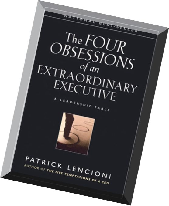 the four obsessions of an extraordinary