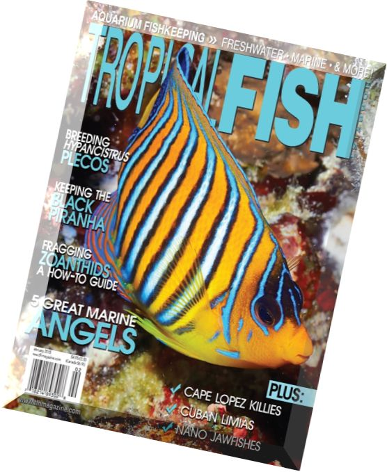 Download Tropical Fish Hobbyist - February 2015 - PDF Magazine