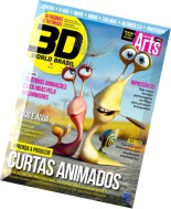 3D World Brasil Issue 15, December 2014