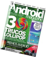 Android Magazine Spain - Issue 38, 2014
