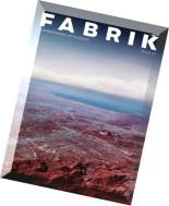 FABRIK - Issue 27, 2015