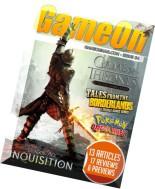 GameOn Magazine - February 2015