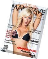 Mancave Playbabes - January-February 2015