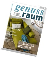 Genussraum Das Magazin - Februar-April N 01, 2015