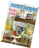 Country Sampler - March 2015