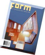 FORM PIONEERING DESIGN - September-October 2014