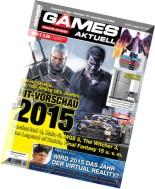 Games Aktuell Magazin Februar N 02, 2015
