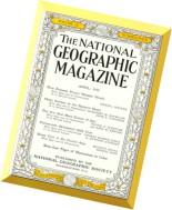 National Geographic Magazine 1952-04, April