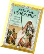 National Geographic Magazine 1966-01, January