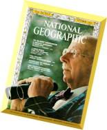 National Geographic Magazine 1966-10, October