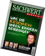 Sachwert Magazin N 1, 2015