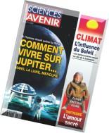 Sciences et Avenir N 737 - Juillet 2008