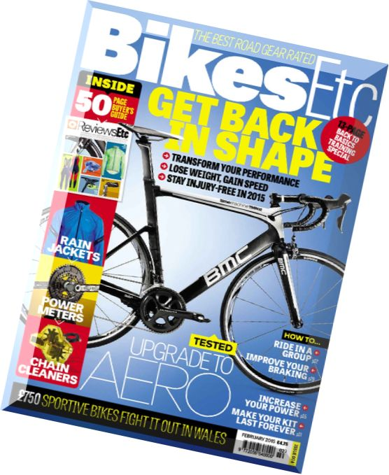 Bikes Etc Magazine : September 2017