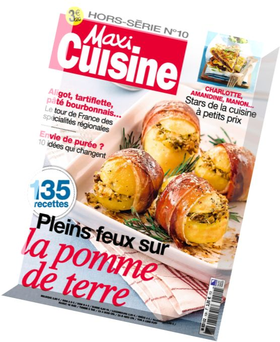 download maxi cuisine hors serie n 10 pdf magazine