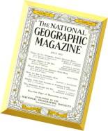National Geographic Magazine 1952-07, July