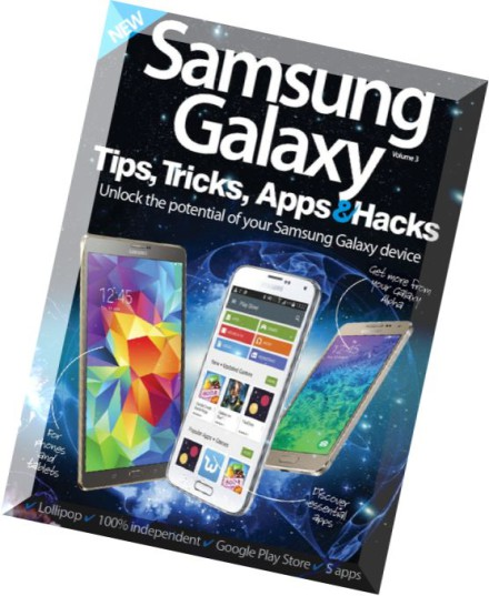 Download Samsung Galaxy Tips, Tricks, Apps & Hacks Vol 3