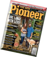 The New Pioneer - Spring 2015