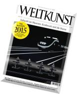 Weltkunst - Januar 2015