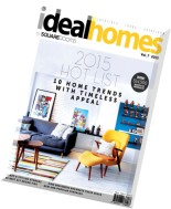 Ideal Homes Magazine Vol.7, 2015