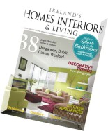 Ireland's Homes Interiors & Living - March 2015