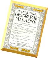 National Geographic Magazine 1958-11, November