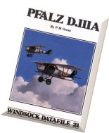 Windsock Datafile 021 - Pfalz D.IIIA