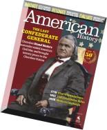 American History - April 2015