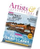 Artist & Illustrators - March 2015
