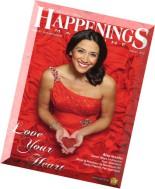 Happenings Magazine - February 2015