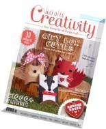 Docrafts Creativity - January 2015