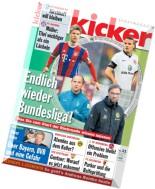 Kicker Sportmagazin 11-2015 (29.01.2015)
