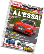 Le Guide de l'Auto-Journal N 25 - Fevrier-Avril 2015