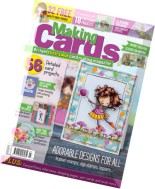 Making Cards - March 2015
