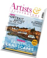 Artists & Illustrators - March 2015
