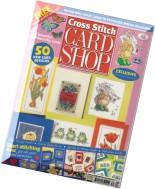 Cross Stitch Card Shop 034