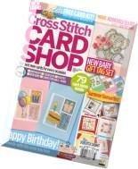 Cross Stitch Card Shop 073
