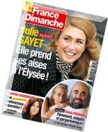 France Dimanche N 3570 - 30 Janvier au 5 Fevrier 2015