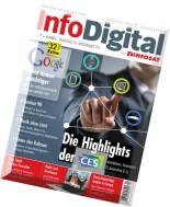 Info Digital Infosat Magazin Februar N 02, 2015