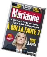 Marianne N 928 - 30 Janvier au 5 Fevrier 2015