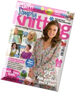 Simply Knitting 2010-05