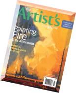 The Artist's Magazine - March 2015