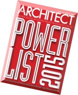 Architect Middle East - January 2015