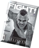 Fight Magazine Australia - February-March 2015