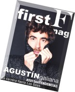 First F mag - Enero 2015