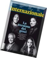 Internazionale N 1087 - 30 Gennaio - 5 Febbraio 2015