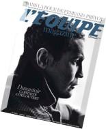 L'Equipe Magazine du Samedi 31 Janvier 2015