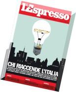 L'Espresso N 5 - 5 Febbraio 2015
